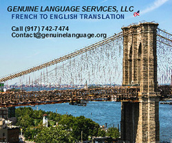 Genuine Language Services